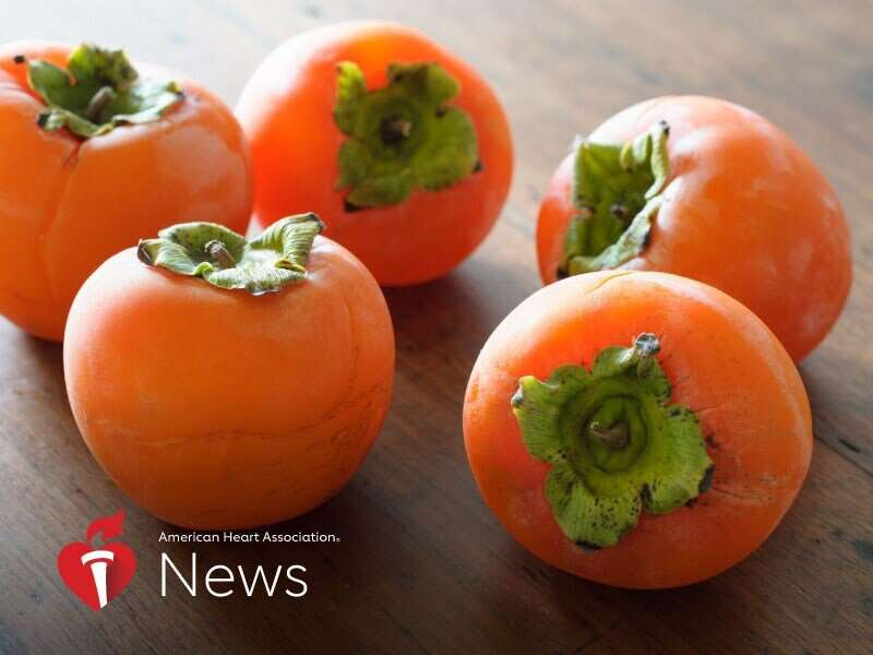AHA news: persimmons pack plenty of nutritional punch