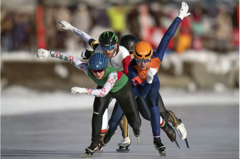 Ahead in the clouds: Alibaba plans to change the Olympics