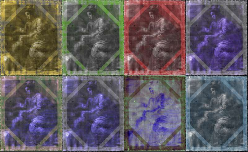 Artistic enigma decoded by cosmic Czech start-up