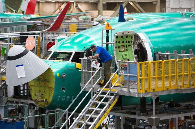 Boeing reported its first annual loss in more than two decades as the lengthy grounding of the 737 MAX weighed on revenues and a
