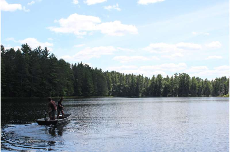Catch rate is a poor indicator of lake fishery health
