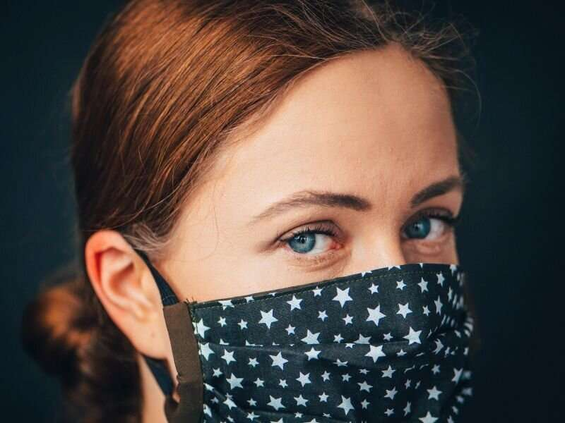 CDC recommends universal mask wearing