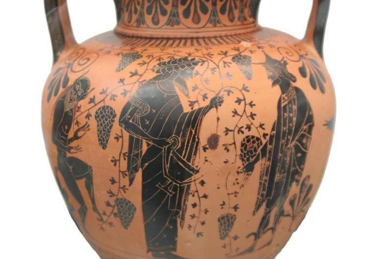 Cereal, olive and vine pollen reveal market integration in Ancient Greece