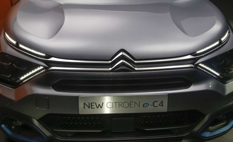 Citroen unveils new hatchback as virus pushes event online