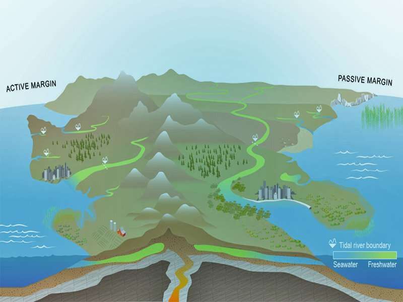 Connecting coastal processes with global systems