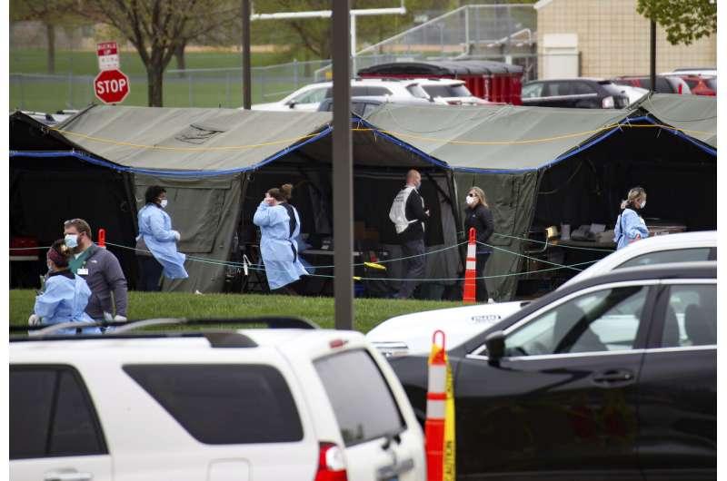Doctors fear more death as Dakotas experience virus 'sorrow'