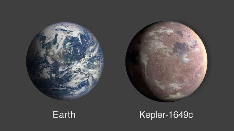 Earth-size, habitable-zone planet found hidden in early NASA Kepler data