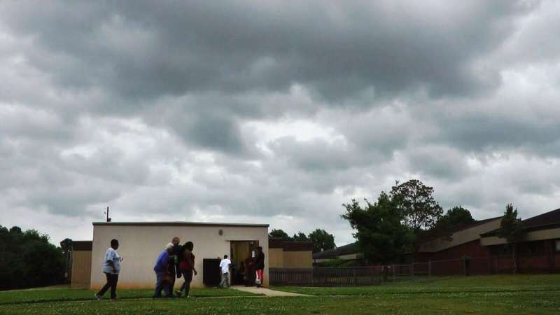 Easter tornado threat poses safety dilemma during pandemic