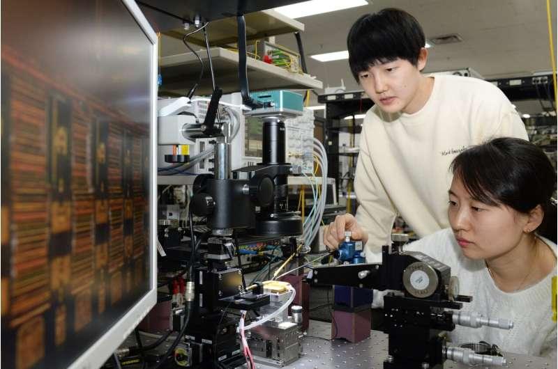 ETRI develops world's top-class 400-Gbps optical engine
