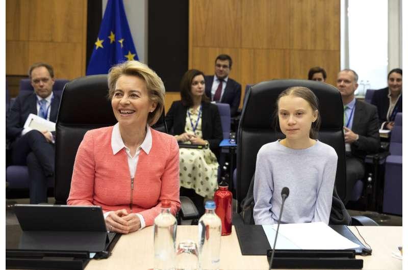 EU commission unveils climate law amid criticism