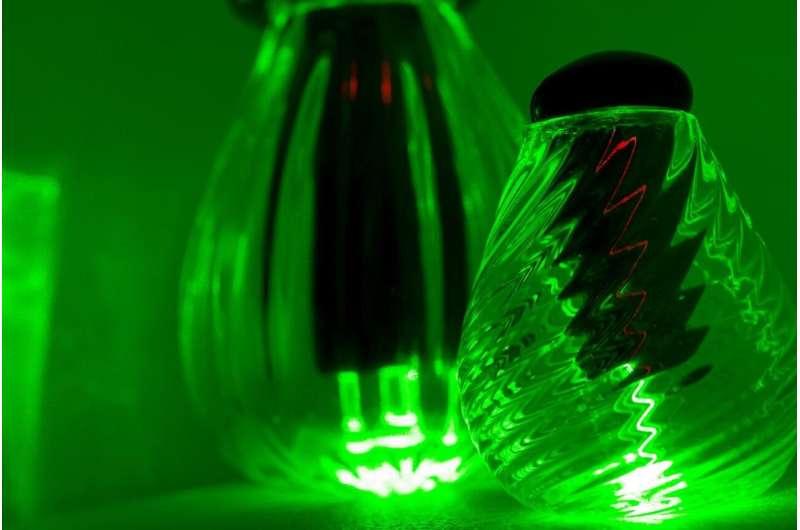 Glass blowing inspires new class of quantum sensors