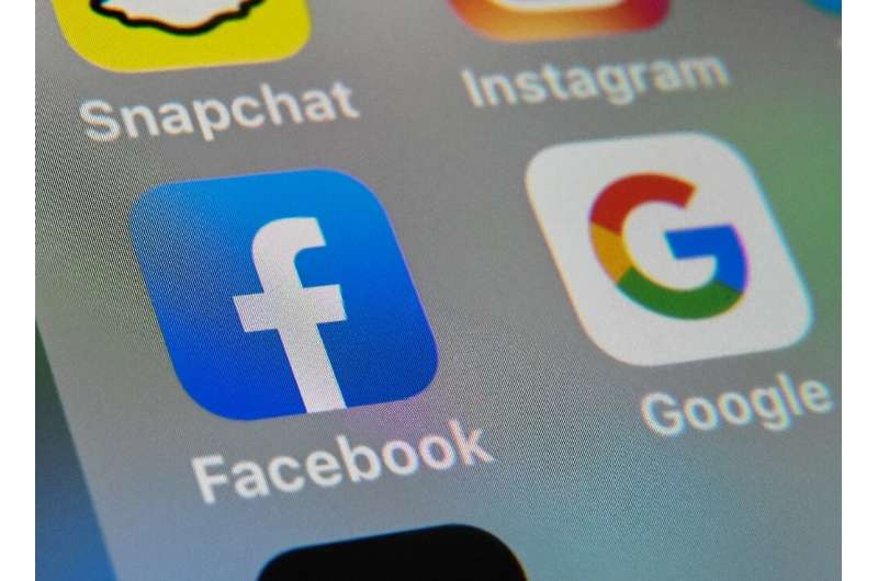 Google and Facebook deny wrongdoing in their accords on digital advertising cited in a reported draft of an antitrust complaint