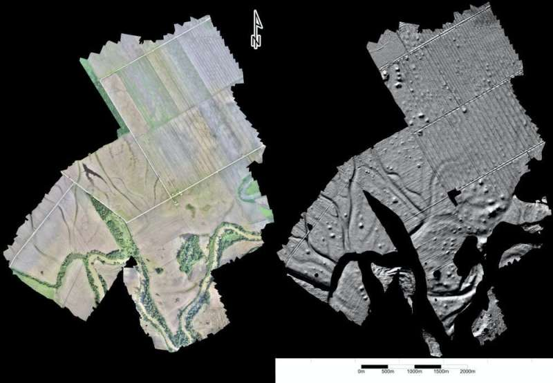 How do archaeologists know where to dig?