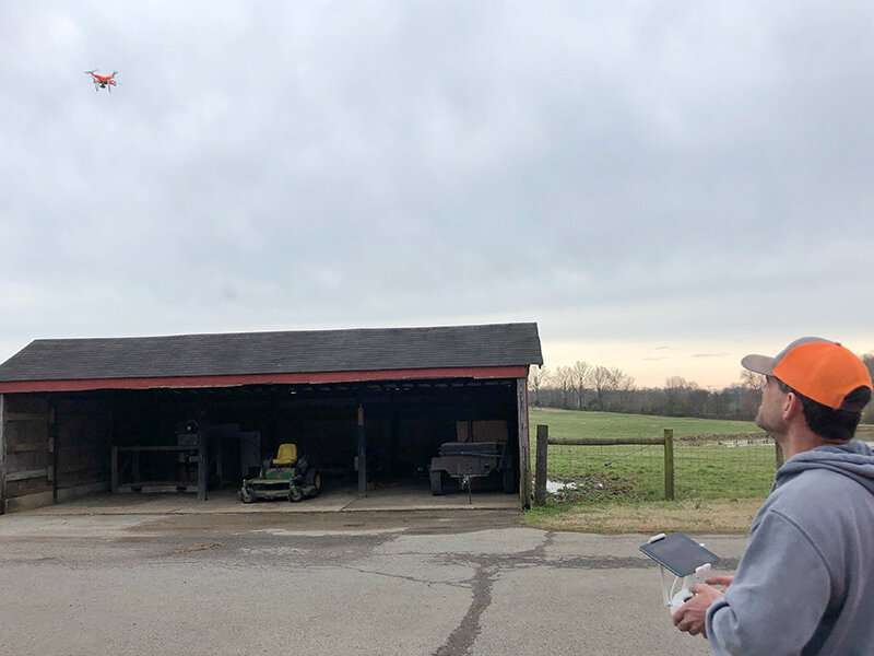 How drones can help farmers