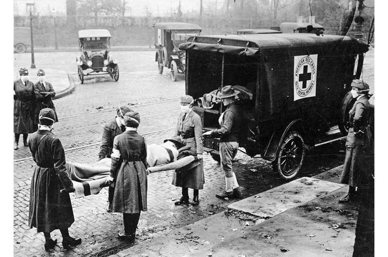 How pandemics shape society