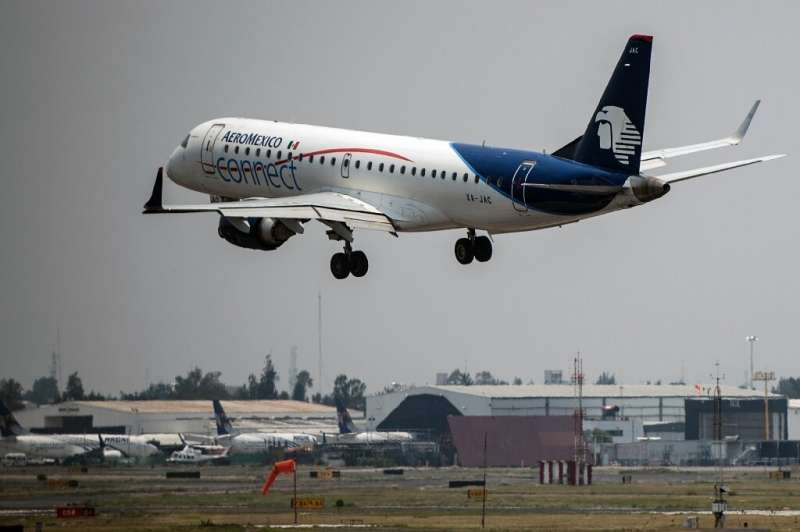 Latin American airlines face $15 billion in losses over the coronavirus pandemic