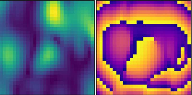 Machine learning shapes microwaves for a computer's eyes