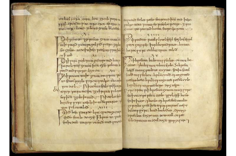 Medieval medicine remedy could provide new treatment for modern day infections