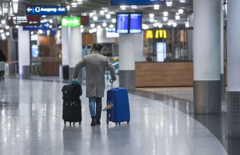 More than two dozen countries from India to Argentina suspended flights from the UK offering a bleak reminder that the pandemic