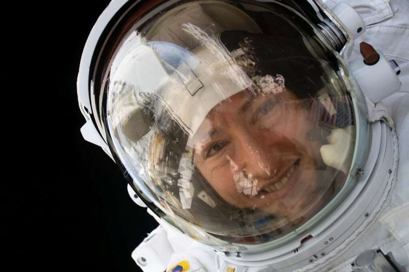NASA astronaut Christina Koch is set to return to Earth after 328 days living and working aboard the International Space Station
