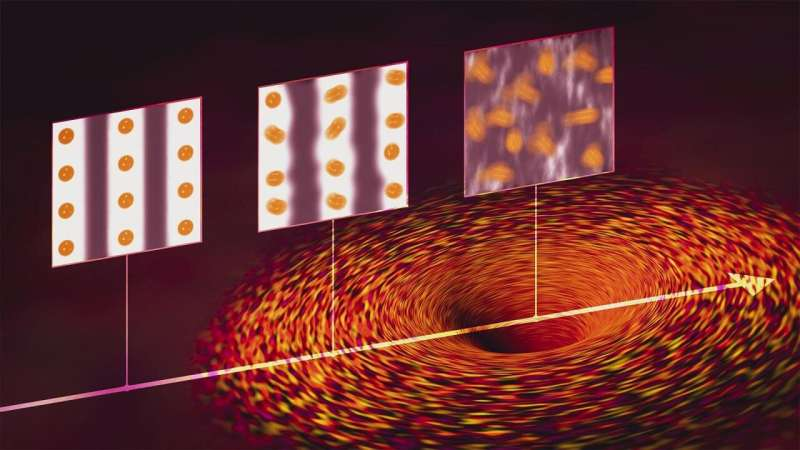 New evidence for quantum fluctuations near a quantum critical point in a superconductor