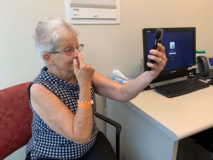 New tool can diagnose strokes with a smartphone