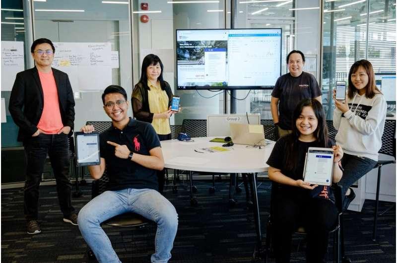 NTU Singapore and Google Cloud develop rapid-response chatbot to address freshmen queries