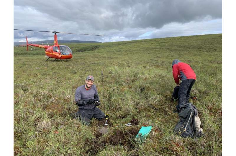 Patterns in permafrost soils could help climate change models