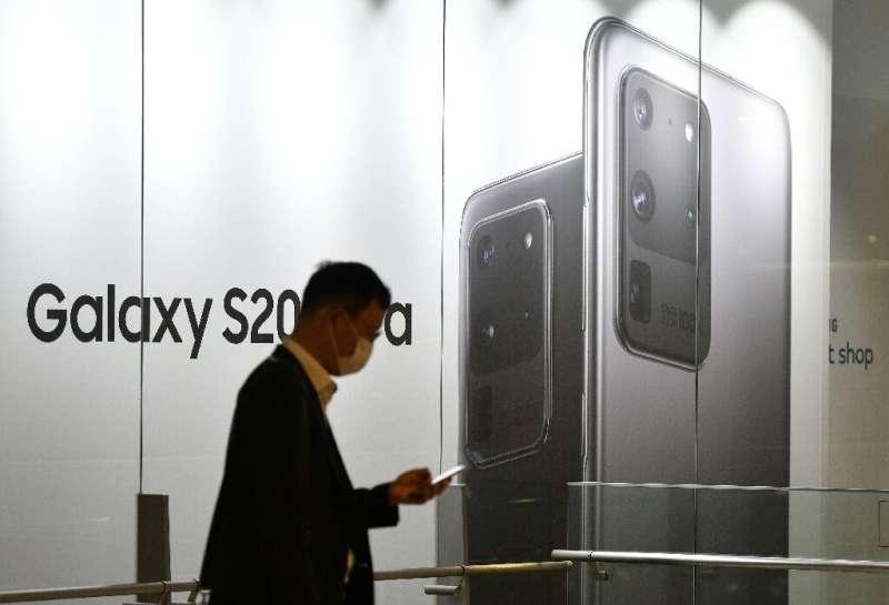 Samsung Electronics is crucial to South Korea's economic health