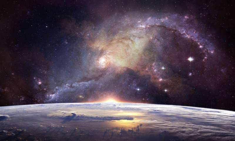 space  - 2 space - Research looks to outer space to learn about human health on Earth