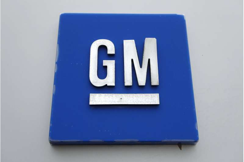 Tennessee factory to become GM's 3rd electric vehicle plant