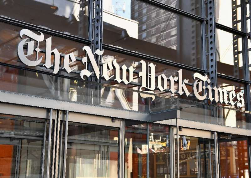 The New York Times has decided to leave the Apple News service