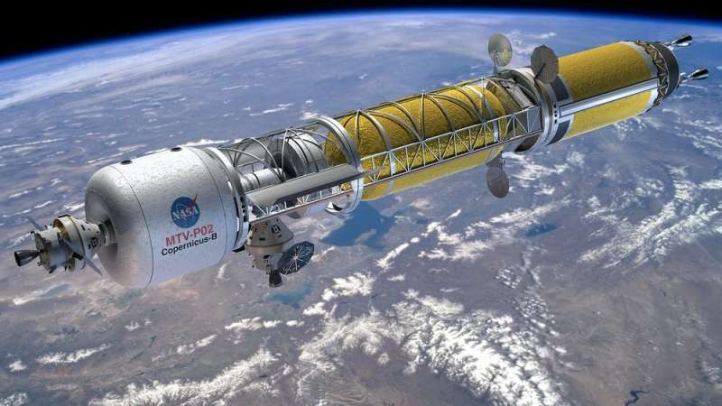 To safely explore the solar system and beyond, spaceships need to go faster – nuclear-powered rockets may be the answer