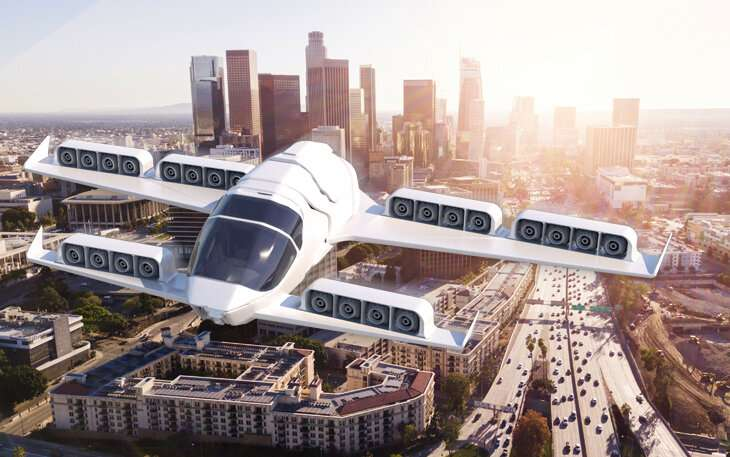 Transportation – Taking to the skies