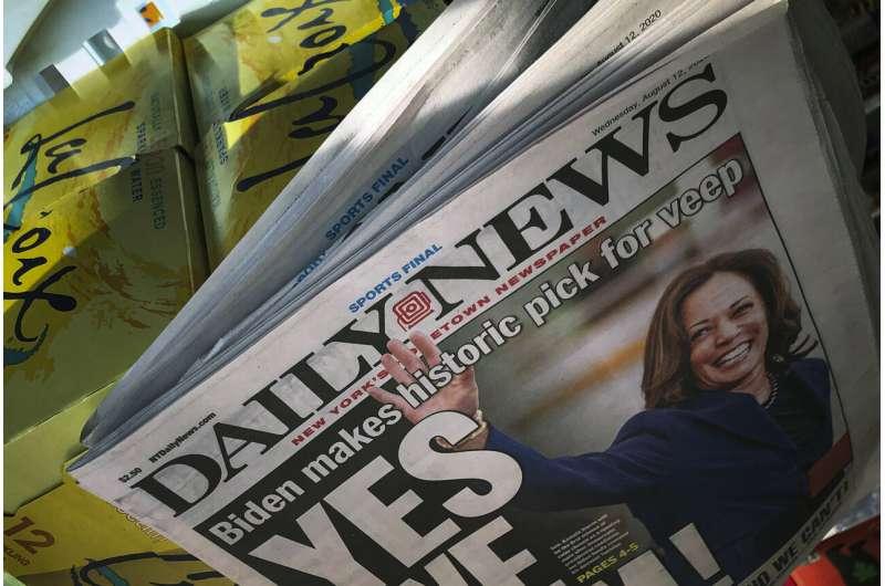 Tribune closing 5 newsrooms including NY Daily News