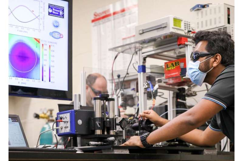 UCF researchers are working on tech so machines can thermally 'breathe'