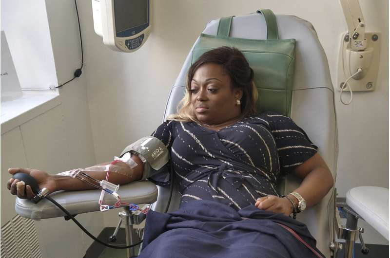 Coronavirus survivor: 'In my blood, there may be answers'