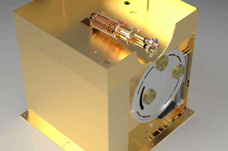 Scientists expand space instrument's capabilities