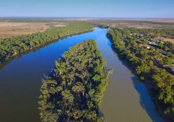 20% less water in Murray-Darling rivers than expected under Basin Plan