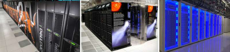 Supercomputers dig into first star fossils