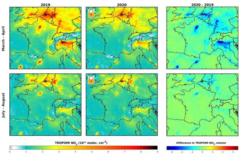 Air pollution in a post-COVID-19 world