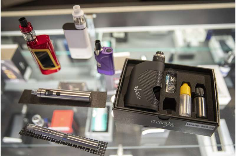Virus outbreak delays US government review of e-cigarettes