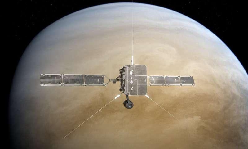 Solar Orbiter prepares for festive Venus flyby