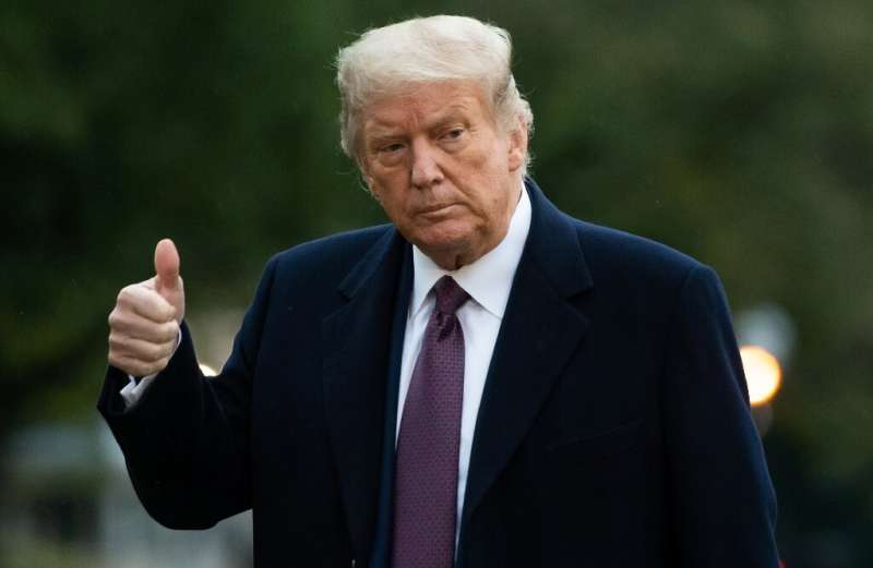 President Donald Trump has tested positive for Covid-19