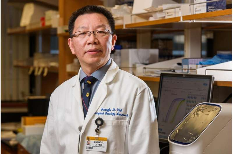 Researchers discover treatment that suppresses liver cancer