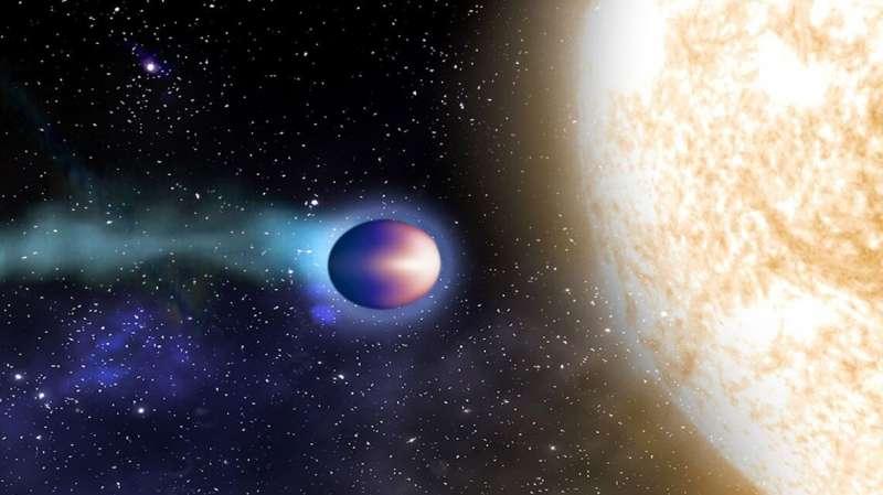 Researchers use 'hot Jupiter' data to mine exoplanet chemistry