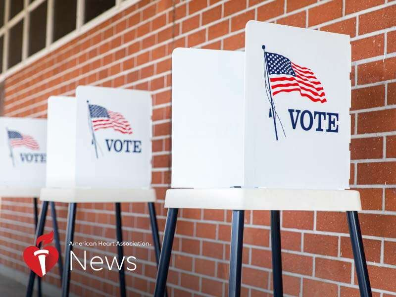AHA news: how to protect yourself from the stress of politics