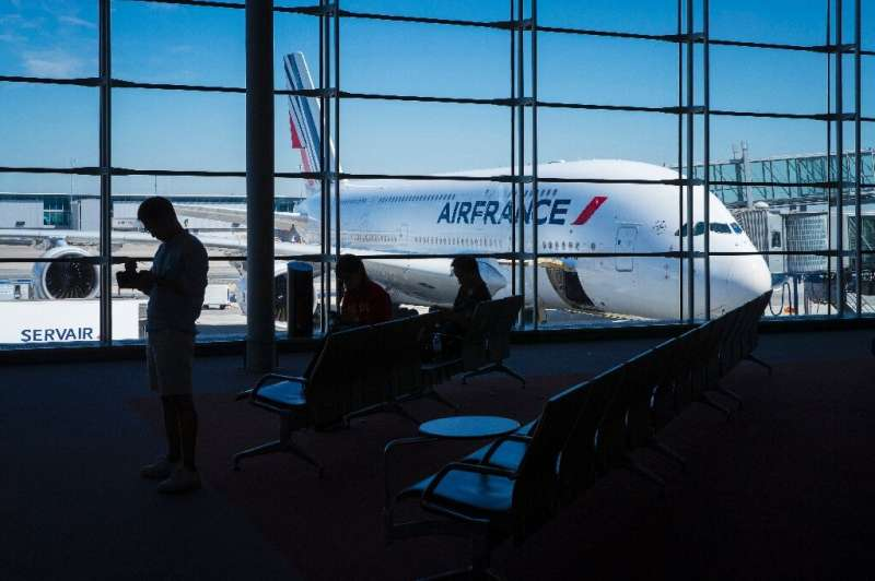Air France-KLM is retiring its nine remaining Airbus A380 aircraft