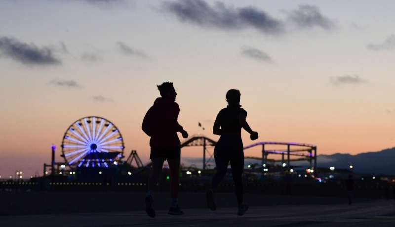 California has gradually reopened after months of shutdown
