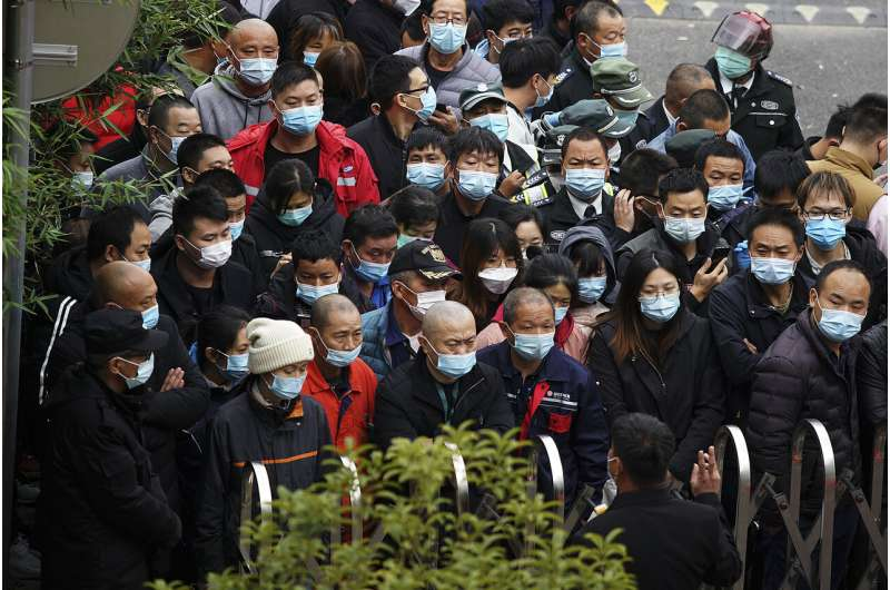China tests millions after coronavirus flareups in 3 cities